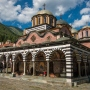 Chairlift To The Top Of The World In Panichishte & Bulgaria's Famous Rila Monastery