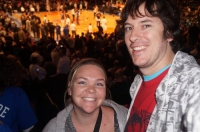 Josh's Bucket Checklist Check – New York Knicks NBA Game at Madison Sq. Gardens
