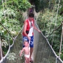 Terrible Twos Strike 41 Metres High on Canopy Walk