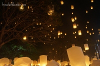 The Magic of Yi Peng - Floating Lantern Festival in Chiang Mai
