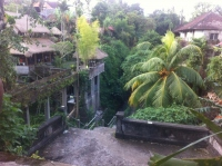 My First Blog Entry: Arrival in Bali