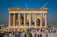 Visiting Athens, Greece: Flights, Hotels, Transport & Food