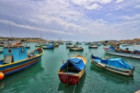 Malta With The Hop On Hop Off Bus - Plus Marsaxlokk Fishing Village (Part 2)