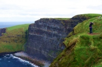 The Cliffs Of Moher AKA The Princess Bride's Cliffs Of Insanity
