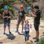 The Day Our 5-Year-Old Abseiled 5 Stories Down a Sheer Cliff In Malta