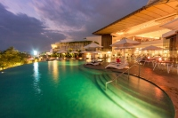 Sheraton Bali Kuta Resort: Never Has A Hotel Done This