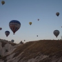 Gettin' High in Cappadocia: Hot Air Ballooning in Turkey