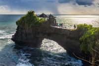 Tanah Lot, Bali: Our Day Trip To Scenic Serenity (Plus A Dead Monkey)