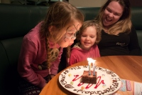 How Does A Nomadic Traveller Celebrate A Birthday?