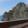 Riding The Rails In Cinque Terre